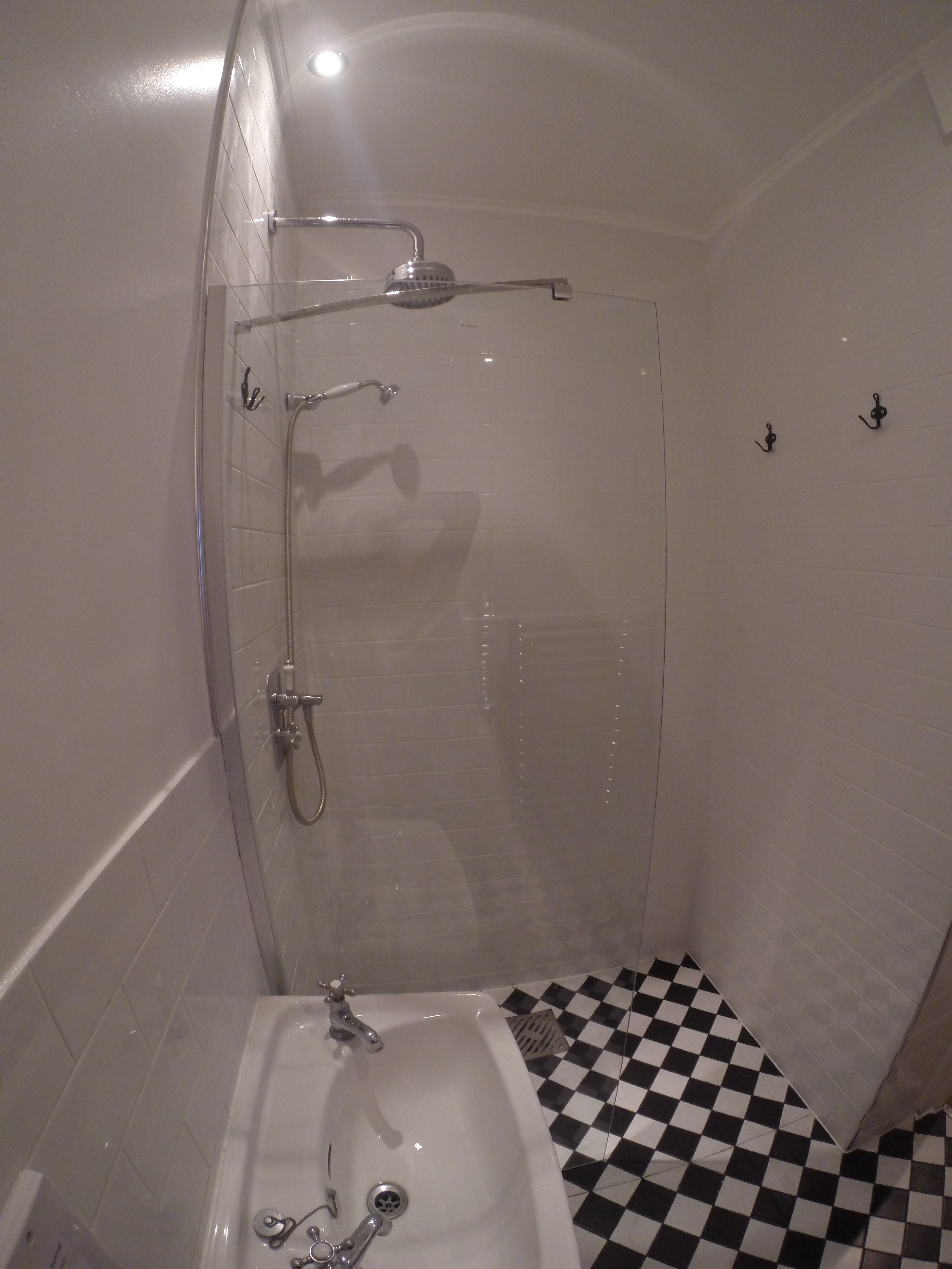 Wet Room in Norwood (After)