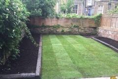 Rear Garden Renovation (After)