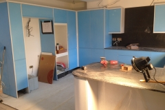 Kitchen assembly in Waddon (In Progress)