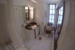 Wet room at High Street Kensington (Before)