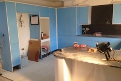 Kitchen assembly in Waddon (In Progress)