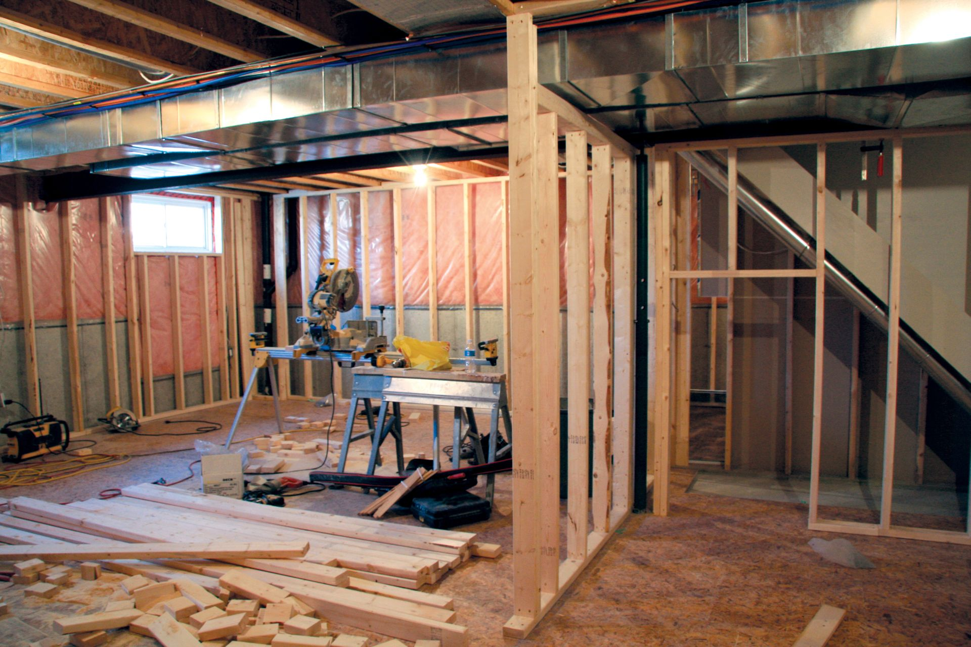 Basements Amp Garage Conversions Construction Bear