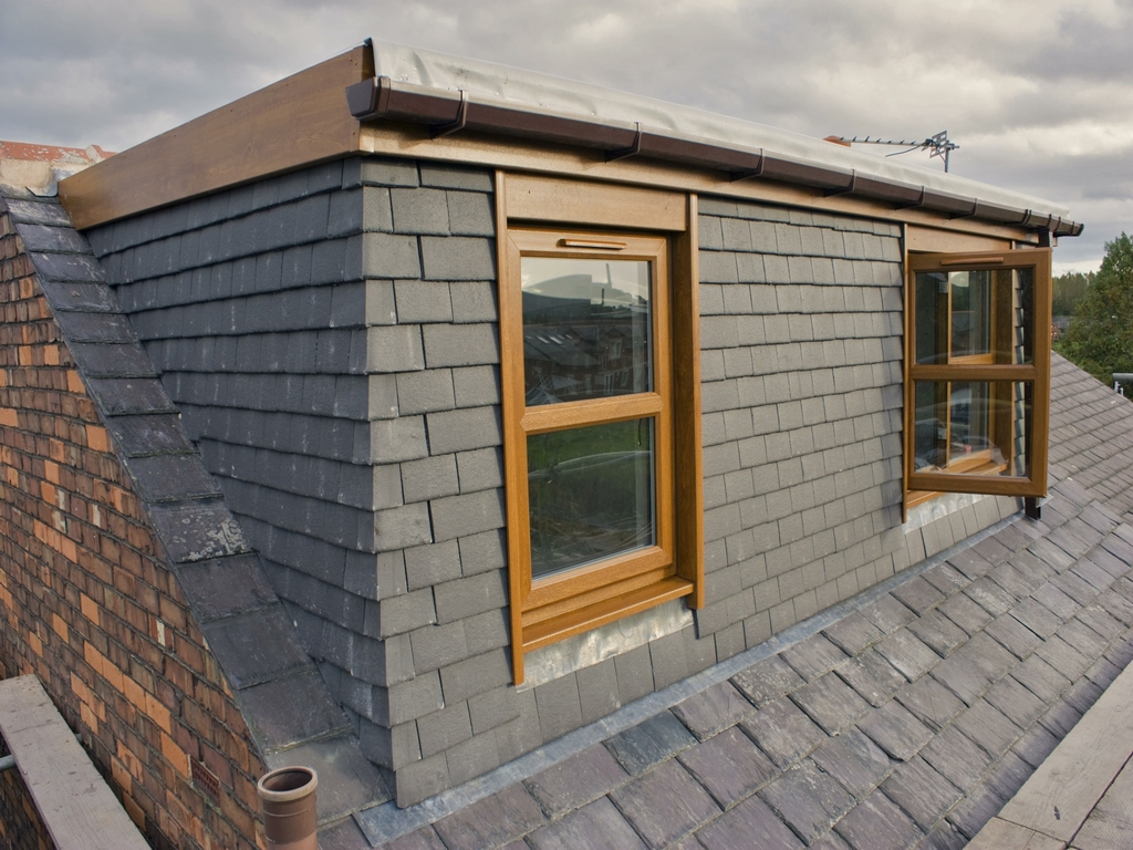 Attic Conversion Before And After Loft Bedrooms