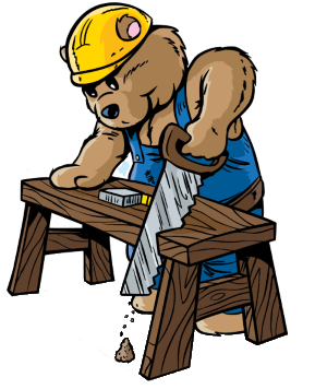 Construction Bear is here to help with all your construction needs